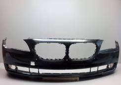 Бампер передний под омыв. фар и паркт. bmw f01 f02 -er 09-13 б/у 511. BMW 7-Series, F02, F01. Под заказ