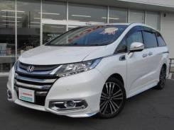 Honda Odyssey. вариатор, передний, 2.4, бензин, 13 000 тыс. км, б/п. Под заказ