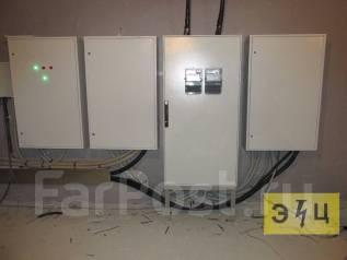 Монтаж электрощитового оборудования (ВРУ, ГРЩ, ЩО70, АВР)