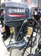 Yamaha. 2-тактный, бензиновый, нога S (381 мм), Год: 2016 год