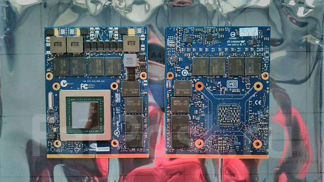 Nvidia GeForce GTX 980M MXM 3 0b GDDR5 8Gb - Видеоадаптеры во