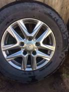 Комплект колёс. 8.0x18 5x150.00 ET45