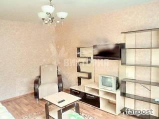 2-комнатная, улица Карбышева 40. БАМ, агентство, 52 кв.м.