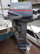 Yamaha. 6,00л.с., 2-тактный, бензиновый, нога L (508 мм), Год: 1997 год