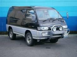 Mitsubishi Delica. автомат, 4wd, 2.5, дизель, 110 000 тыс. км, б/п, нет птс. Под заказ