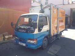 Isuzu Elf. Продается грузовой фургон 1996, 3 635 куб. см., 2 000 кг.