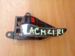 Ручка двери внутренняя. Toyota Ipsum, ACM21, ACM21W, ACM26, ACM26W Двигатель 2AZFE