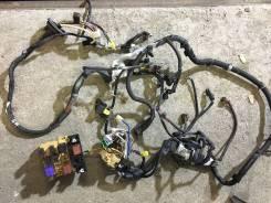 Проводка противотуманных фар. Toyota Chaser, JZX100 Двигатель 1JZGE