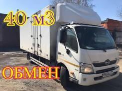 Hino 300. Фургон , 2012 г. в. 40 куб. м, 4 000 куб. см., 5 000 кг.