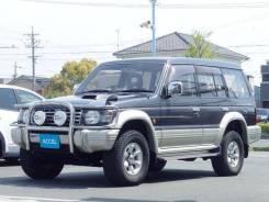 Mitsubishi Pajero. механика, 4wd, 2.8, дизель, 132 000 тыс. км, б/п, нет птс. Под заказ