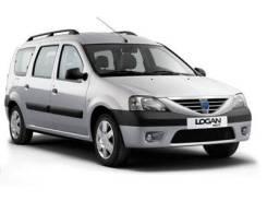 Бампер. Renault Logan, LS0G/LS12 Dacia Logan Двигатели: K7J, K7M. Под заказ