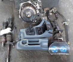 Механическая коробка переключения передач. Honda HR-V, GH1 Двигатель D16A