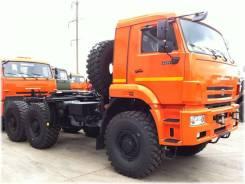 Камаз. Седельный тягач -65221-6020-43, 11 760 куб. см., 17 000 кг.