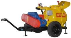 Пневмонагнетатель СО-241ТМК (на колесном ходу) двигатель 11 кВт