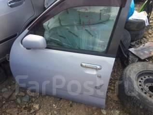 Дверь боковая. Nissan Cube, AZ10