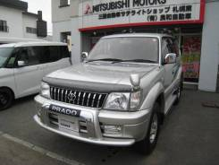 Toyota Land Cruiser Prado. автомат, 4wd, 3.0, дизель, 100 000 тыс. км, б/п, нет птс. Под заказ