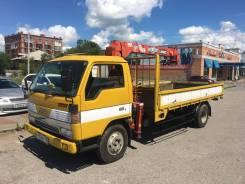 Mazda Titan. Продам отличный грузовик с манипулятором полная пошлина, 4 600 куб. см., 3 000 кг.