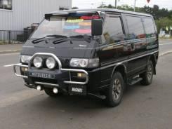 Mitsubishi Delica. автомат, 4wd, 2.5, дизель, 100 800 тыс. км, б/п, нет птс. Под заказ