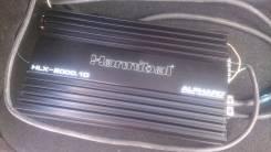 Усилитель Alphard Hannibal hlx-2000,1D