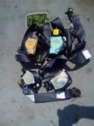 Ремень безопасности. Honda CR-V, RD5 Двигатели: K20A, K20A4