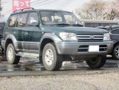 Toyota Land Cruiser Prado. автомат, 4wd, 3.0, дизель, 143 000 тыс. км, б/п, нет птс. Под заказ
