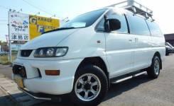 Mitsubishi Delica. автомат, 4wd, 3.0 (44 700 л.с.), бензин, б/п, нет птс. Под заказ