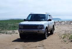 Land Rover Range Rover. автомат, 4wd, 4.4 (287 л.с.), бензин, 170 000 тыс. км
