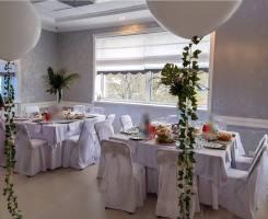 Просторный банкетный зал с изысканным интерьером до 100 человек