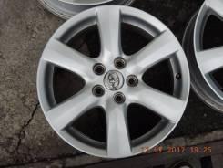 Toyota. 7.0x17, 5x114.30, ET45, ЦО 59,0мм.