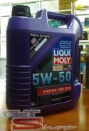 Liqui moly Synthoil High Tech. Вязкость 5W-50, синтетическое
