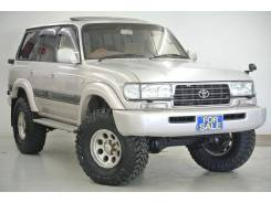 Toyota Land Cruiser. автомат, 4wd, 4.5, бензин, 96 000 тыс. км, б/п, нет птс. Под заказ