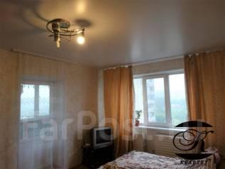 1-комнатная, улица Карбышева 50/2. БАМ, агентство, 33 кв.м. Интерьер
