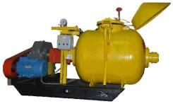 Пневмонагнетатель СО-241ТМР на раме (двигатель 7,5 кВт)