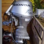 Honda. 50,00л.с., 4х тактный, бензин, нога L (508 мм), Год: 2006 год