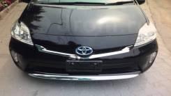 Накладка на бампер. Toyota Prius, ZVW30L, ZVW30 Двигатель 2ZRFXE