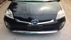 Накладка на бампер. Toyota Prius