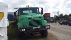 Краз 6443. Продается седельный тягач КрАЗ-6443 с тралом Чмзап-99865, 14 860 куб. см., 40 000 кг.