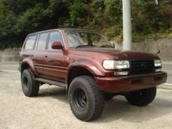 Toyota Land Cruiser. автомат, 4wd, 4.2, дизель, 125 600 тыс. км, б/п, нет птс. Под заказ