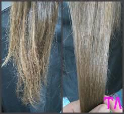 Полировка волос насадкой Hg-polishen! Всего 500 руб!