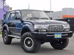 Toyota Land Cruiser. автомат, 4wd, 4.5, бензин, 55 273 тыс. км, б/п, нет птс. Под заказ