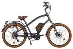 Электровелосипед Leisger CD5 Cruiser