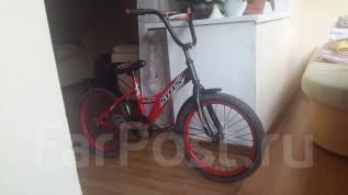 Обменяю детский велосипед на подростковый