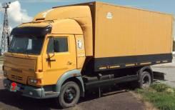 Камаз. 67173В (термобудка 5т), 5 883 куб. см., 5 000 кг.