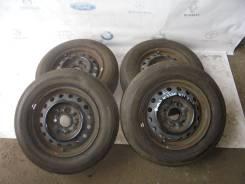 Nissan. 5.5x14, 4x114.30