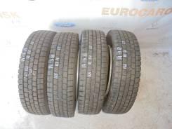 Dunlop DSV-01. Зимние, без шипов, 2007 год, износ: 10%, 4 шт