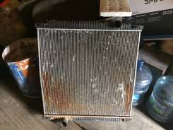 Радиатор охлаждения двигателя. Howo 336