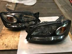 Фара. Subaru Legacy, BE9, BHC, BH5, BHE, BES, BE5, BEE, BH9