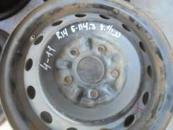 Toyota. 5.5x14, 5x114.30