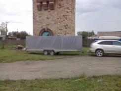 """АЛК 71432 ALASKA """"ТОРПЕДА"""", 2017. Самый длинный и большой прицеп. Легковой. Кат. B, 1 500 кг."""