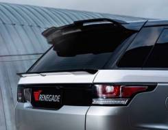 Спойлер. Land Rover Range Rover Sport. Под заказ